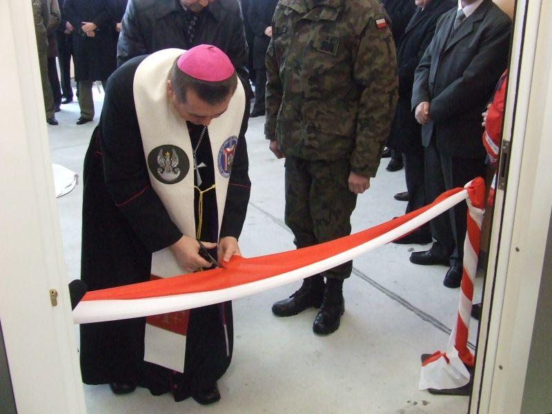 Przeglądane zdjęcia z artykułu: 65 lat 105 Szpitala Wojskowego z Przychodnią SP ZOZ w Żarach oraz otwarcie Szpitalnego Oddziału Ratu